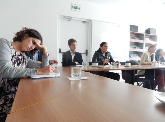 OCDE - U.E. EuroCámaras