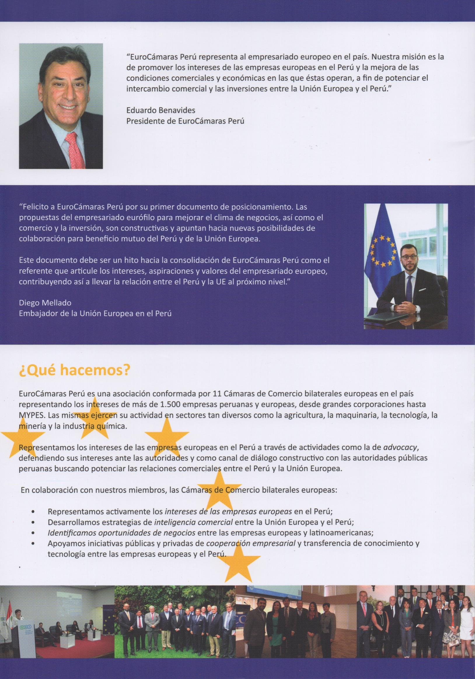 EuroCamaras Pres & Ambas. UE