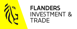 Logo Flanders Invest and Trade.