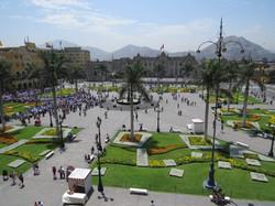 De Gemeente plaats van Lima