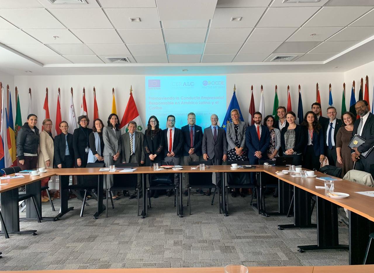 OCDE -U.E- EuroCámaras,
