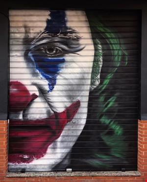 Joker by Dridali