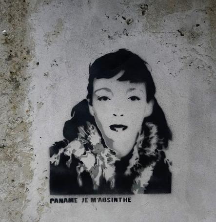 Paname Je M'Absinthe