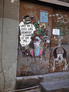Murielle Street Art