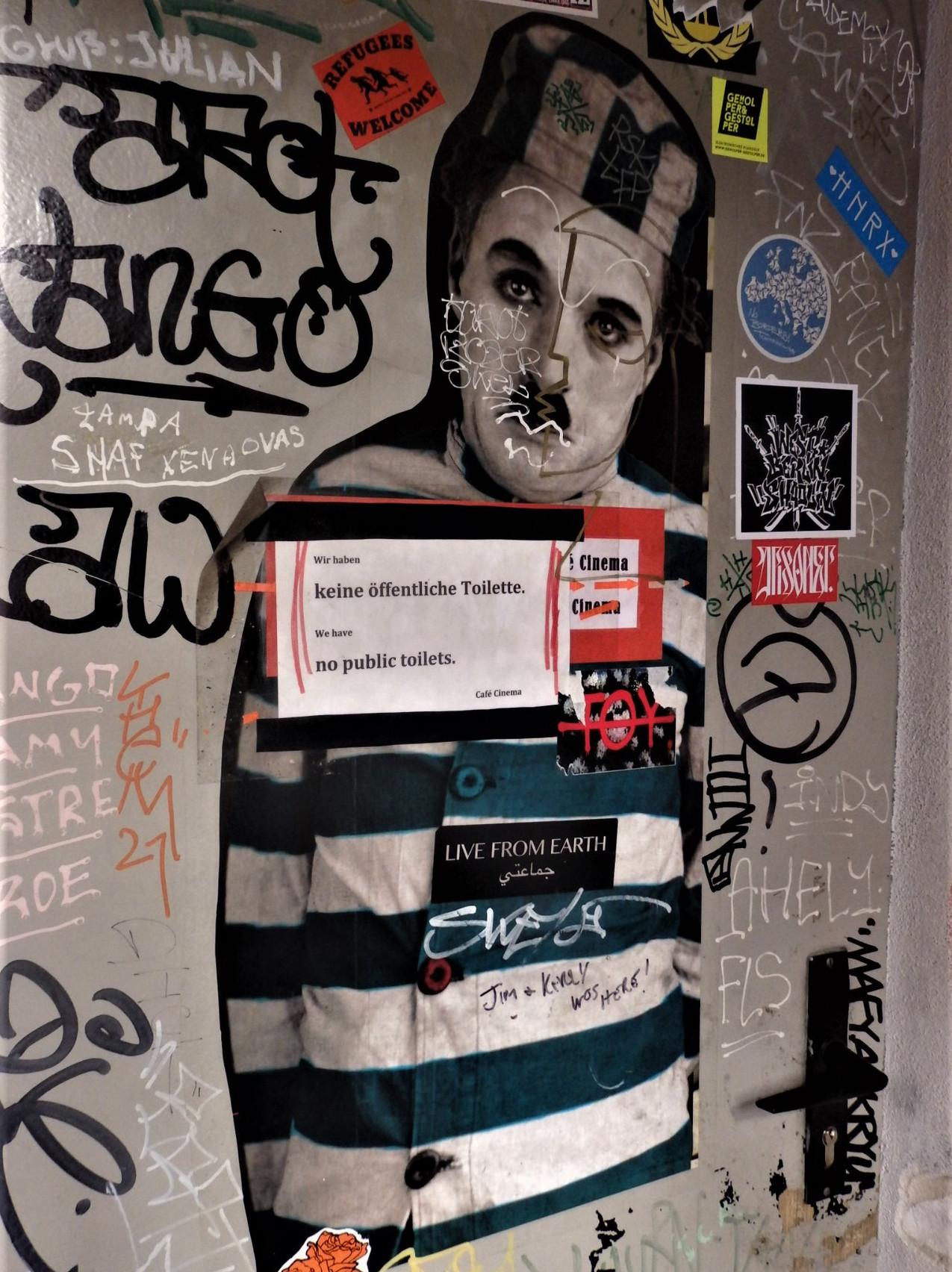 uncredited artist - Berlin, Germany - Ph. Stéphanie Martin Petit
