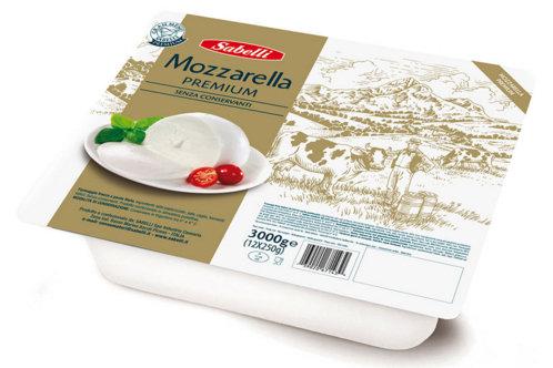 MOZZARELLA PREMIUM PER PIZZA
