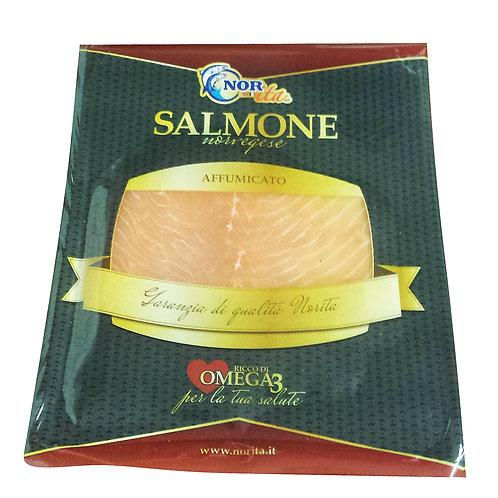 SALMONE NORVEGESE AFFUMICATO GR 100