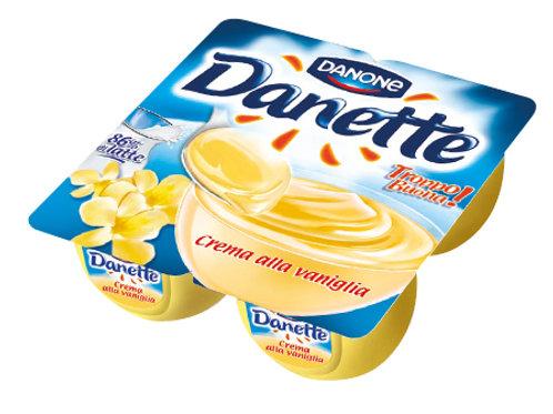 DANETTE X4 VANIGLIA