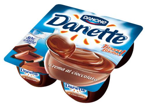 DANETTE X4 CIOCCOLATO