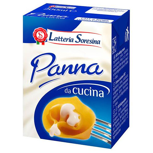 PANNA DA CUCINA UHT 200 ML