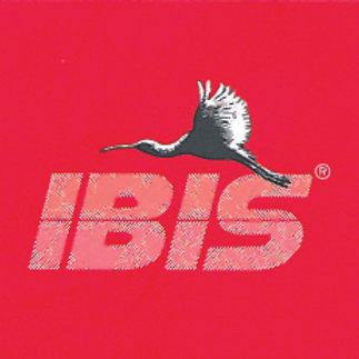 IBIS ROUGE 1%