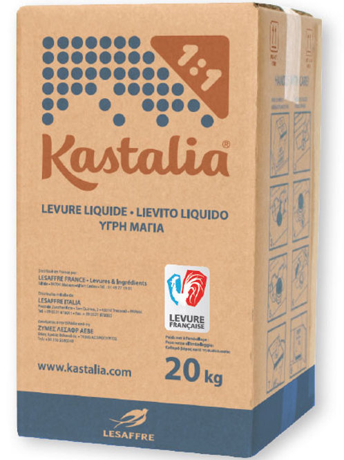 LIEVITO LIQUIDO BOX 20 KG