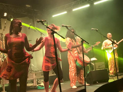 Keyim Ba at Woodford Festival 2016
