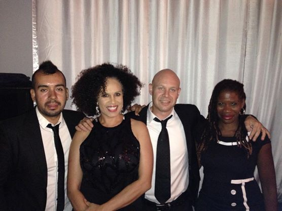 Christine Anu band