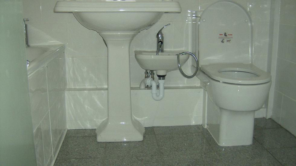 WATERPROOFING / Bathrooms