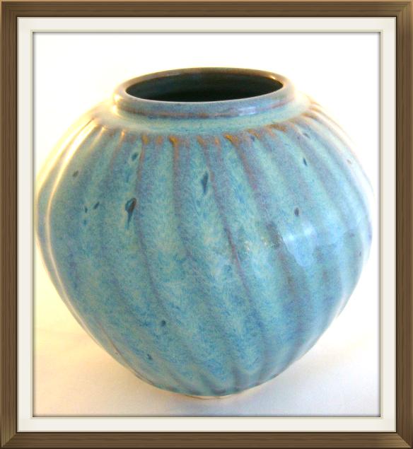 Blue Vase #3
