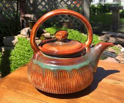 Albany Seawed Teapot 1