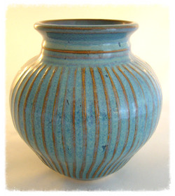 Blue Vase #4