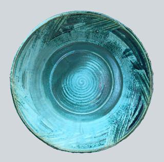 Blue Platter
