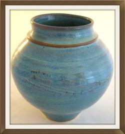Blue Vase #5