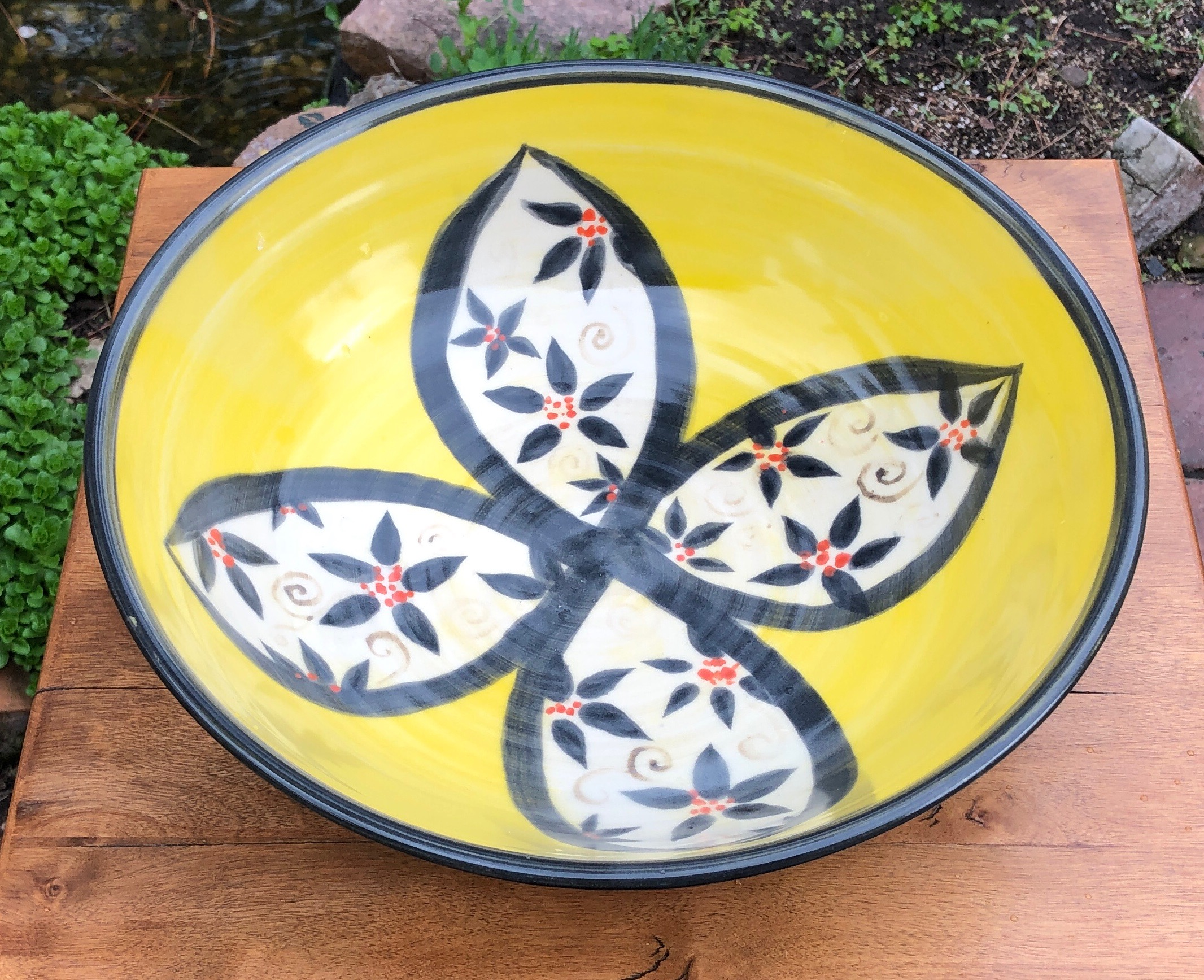 Yellow Bowl Harris1