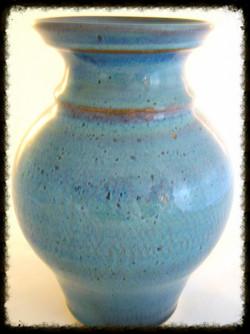 Blue Vase #1