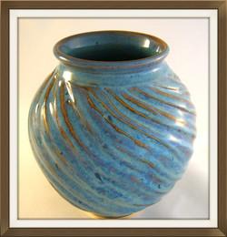 Blue Vase #2