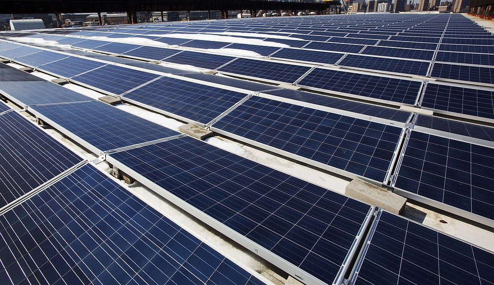 International Trade Dispute Could Cast Shade on Solar Industry