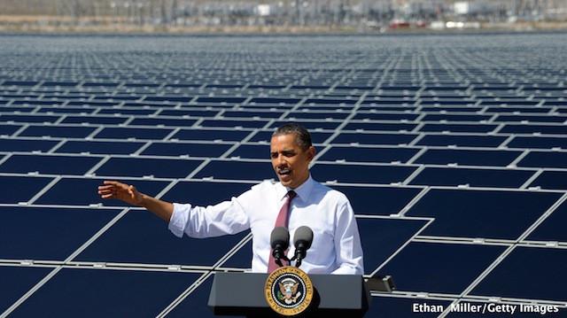 Obama Fighting for solar in Nevada
