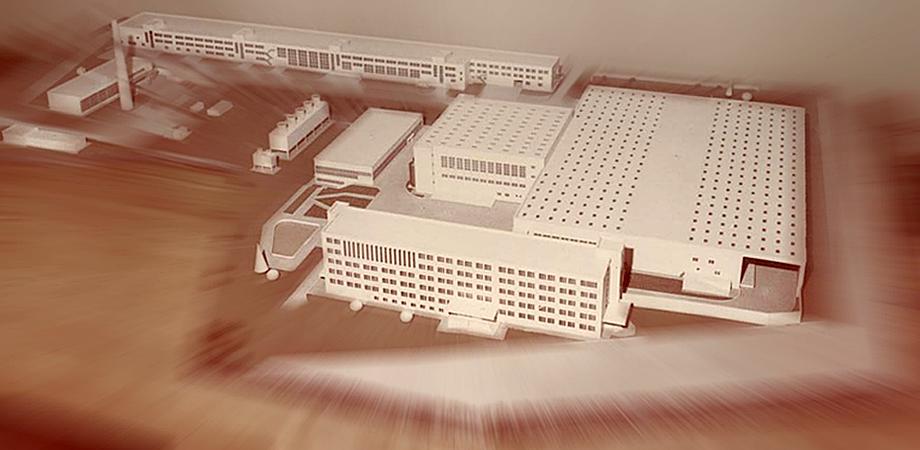 Народным комиссариатом мясной и молочной промышленности СССР было решено создать молочный комбинат.