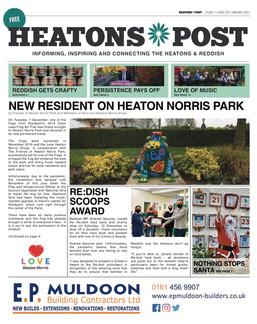 Heatons Post JANUARY 2021