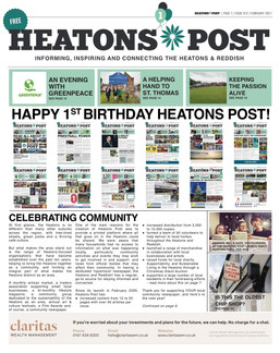 Heatons Post FEBRUARY 2021