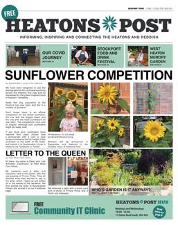 Heatons Post AUGUST 2021