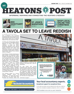 Heatons Post NOVEMBER 2020