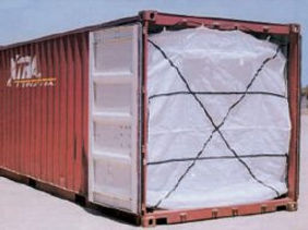 Barless Woven Container Liner
