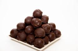Chocolate Rolled Truffles