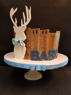 Deer Buck Baby Shower