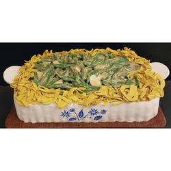 Casserole Cake