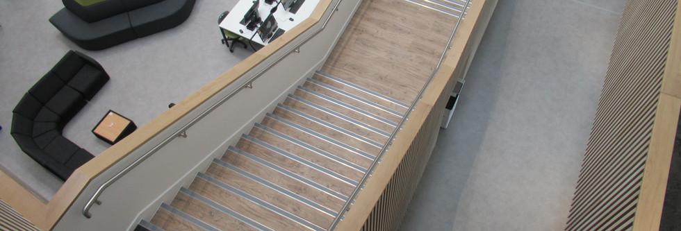 Aluminium Stair Edgings