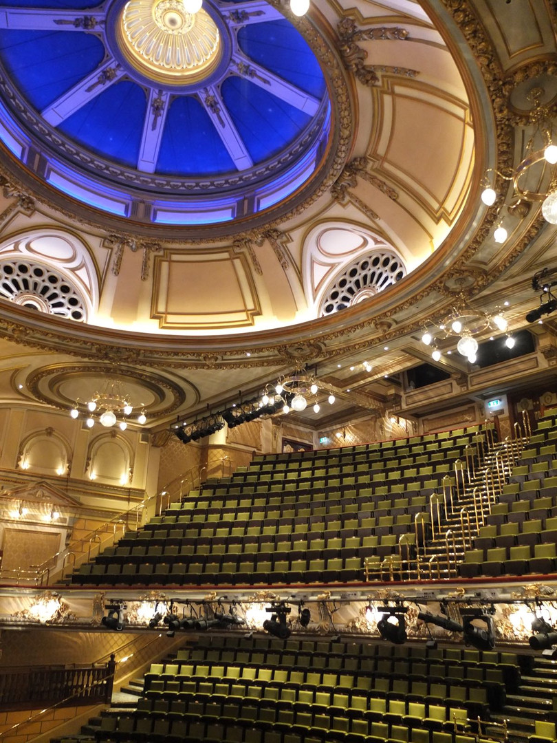 Victoria Palace Theatre, London