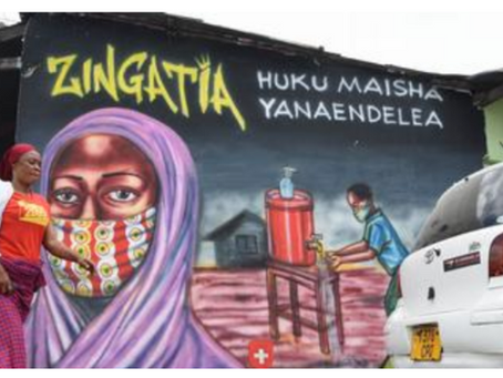 Tanzanian's Fearful of Global Pandemic as Country's Leadership Rethinks its COVID-19 Strategy.
