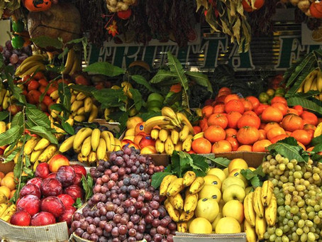 Food Category in Africa: Ghanaians are Torn Between Fruits and Vegetables