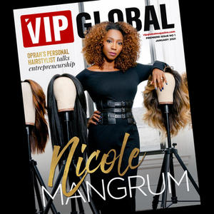 Oprah's personal hairstylist talks entrepreneurship