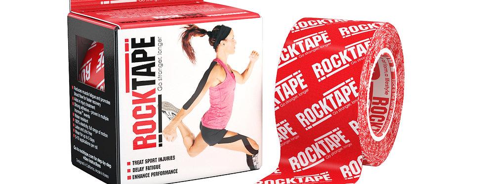 RockTape - 紅色 LOGO