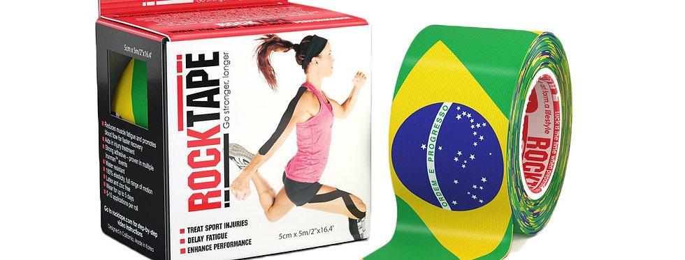 RockTape - Brazil flag 巴西國旗