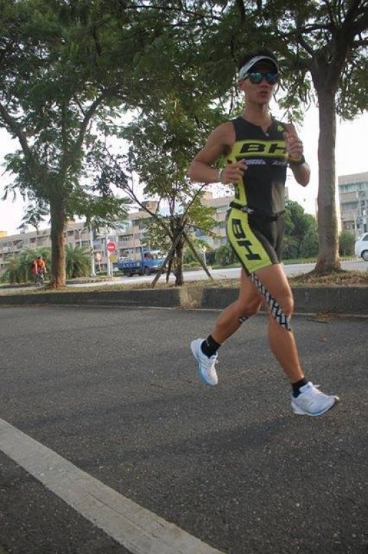 LAVA 226 跑步段(圖片來源:王煥文)