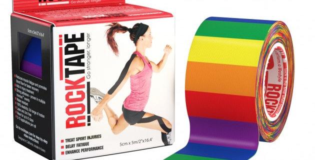 RockTape - Rainbow 彩虹