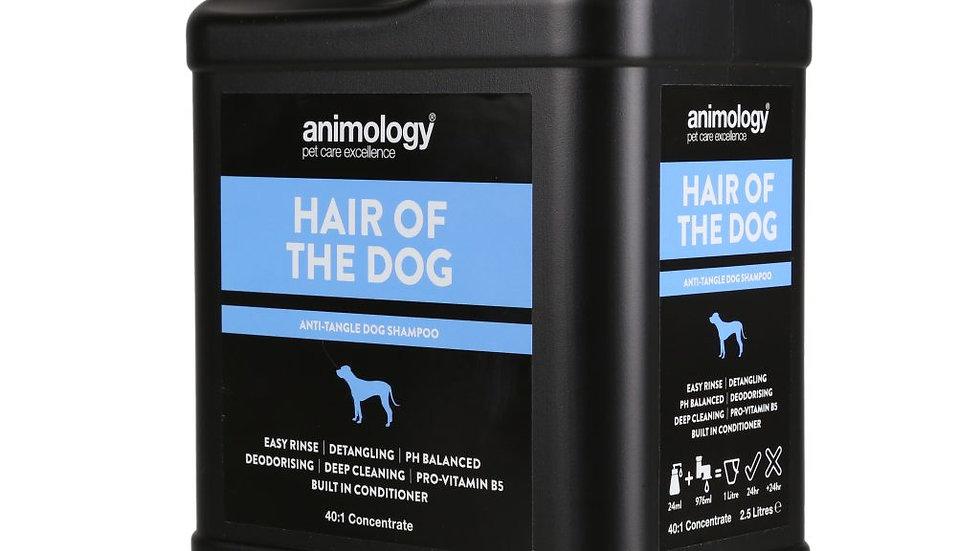 Animology Hair of the Dog Shampoo 2.5 litre