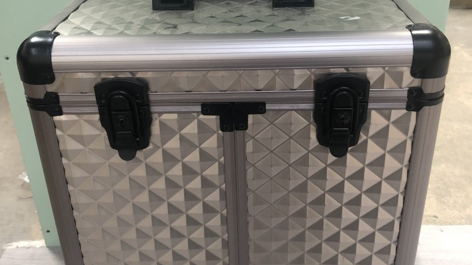 Deluxe Large Grooming Case