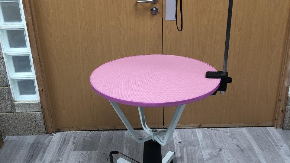 Hdraulic Grooming Table